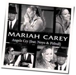 Mariah Carey chords for Angels cry
