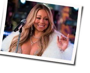 Mariah Carey chords for Cant let go