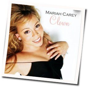 Mariah Carey chords for Clown