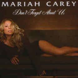 Mariah Carey chords for Dont forget about us
