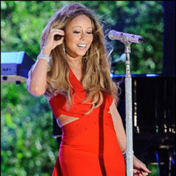 Mariah Carey chords for Fourth of july