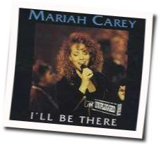 Mariah Carey chords for Ill be there