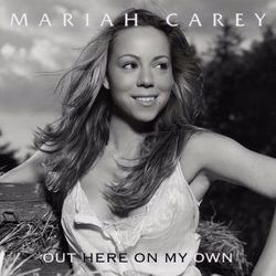 Mariah Carey guitar chords for Out here on my own (Ver. 2)