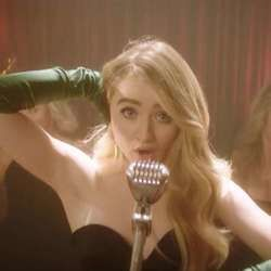 Sabrina Carpenter guitar chords for Youre a mean one mr grinch