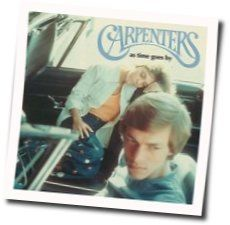 The Carpenters chords for What are you doing new years eve