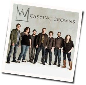 Casting Crowns guitar chords for One more song for you