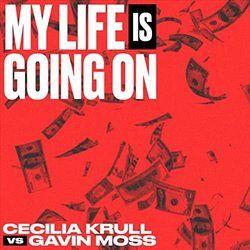 Cecilia Krull chords for My life is going on
