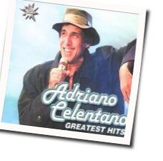 Adriano Celentano tabs and guitar chords