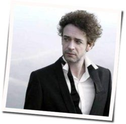 Gustavo Cerati guitar chords for Hablando de vos