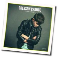 Greyson Chance chords for Take my heart