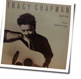 Tracy Chapman tabs for Fast car acoustic