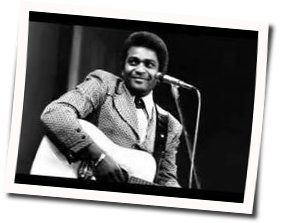 THE EASY PARTS OVER NOW Guitar Chords by Charley Pride ...