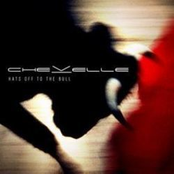Chevelle guitar chords for Closure acoustic