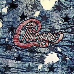 Chicago guitar chords for An hour in the shower