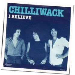 Chilliwack guitar chords for I believe