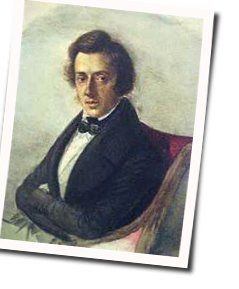chopin frederic waltz in a minor tabs and chods