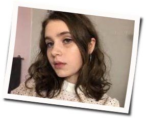 Clairo chords for Boys dont cry