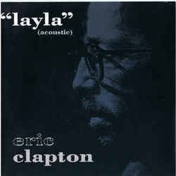 Eric Clapton guitar tabs for Layla acoustic