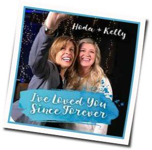 Kelly Clarkson chords for Ive loved you since forever
