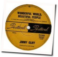 Jimmy Cliff tabs for People
