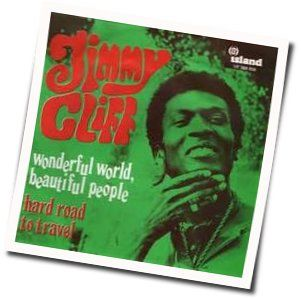 Jimmy Cliff bass tabs for Wonderful world beautiful people