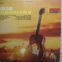 Patsy Cline guitar chords for Stop the world (and let me off)