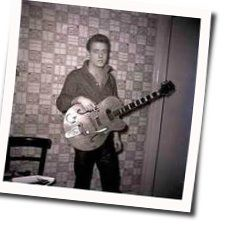 Eddie Cochran chords for Stockins and shoes