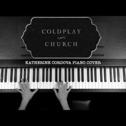 Coldplay bass tabs for Church