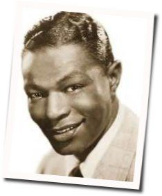 Nat King Cole tabs and guitar chords