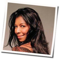 Natalie Cole guitar chords for I live for your love