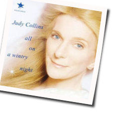 Judy Collins chords for Cherry tree carol