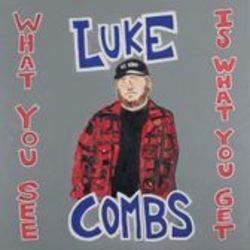 Luke Combs guitar chords for All over again (Ver. 2)