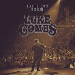 Luke Combs guitar chords for Beautiful crazy