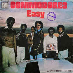 Commodores guitar tabs for Easy