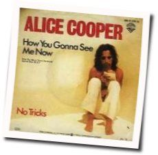 Alice Cooper How You Gonna See Me Now Guitar Chords Guitar