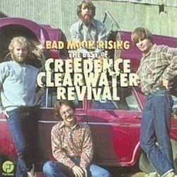 Creedence Clearwater Revival tabs for Bad moon rising (Ver. 2)