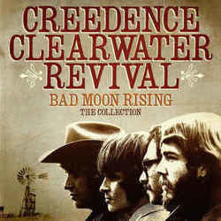 Creedence Clearwater Revival chords for Bad moon rising (Ver. 3)