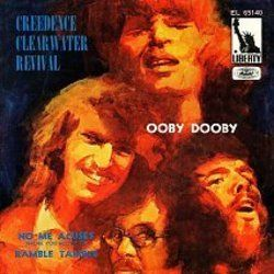 Creedence Clearwater Revival chords for Ooby dooby (Ver. 2)