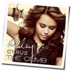 Miley Cyrus tabs for The climb