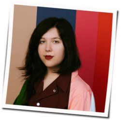 Lucy Dacus guitar chords for Forever half mast