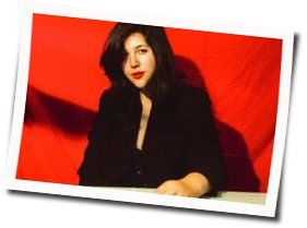 Lucy Dacus guitar chords for Night shift