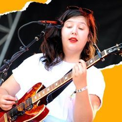 Lucy Dacus guitar chords for Yours and mine