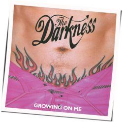 The Darkness tabs for Growing on me
