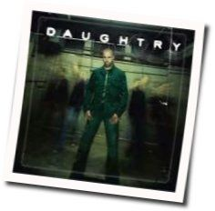 Daughtry chords for Call your name