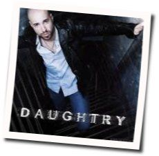 Daughtry chords for Crashed acoustic