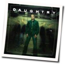 Daughtry chords for Its not over