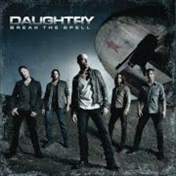 Daughtry chords for Never die