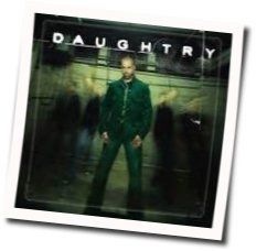 Daughtry chords for No surprise