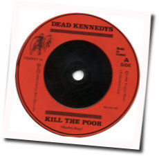 Dead Kennedys chords for Kill the poor