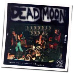 Dead Moon guitar chords for Psychedelic nightmare